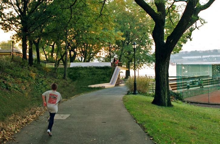 Riverside park may be getting a compostable toilet for Riverside park bathrooms