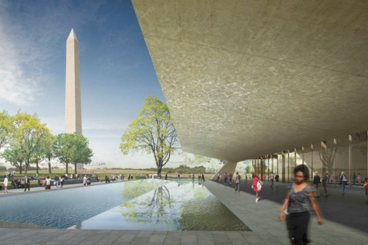 Smithsonian NMAAHC, David Adjaye, National Museum of African American History & Culture, Washington D.C., davis brody bond, the freelon group, eco museum