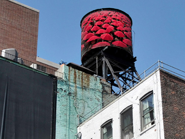 Image result for water tower on top of building""