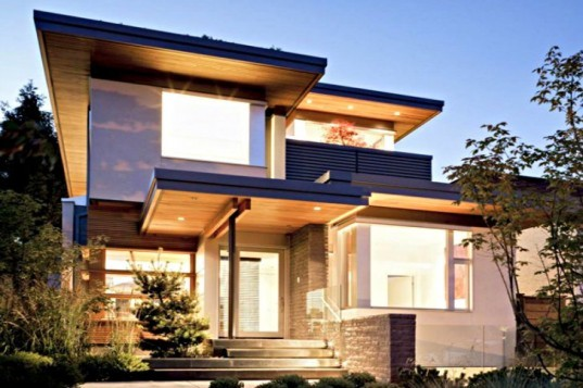West 21st House, Frits de Vries, Natural Balance Home Builders, LEED platinum, eco home, vancouver, green roof