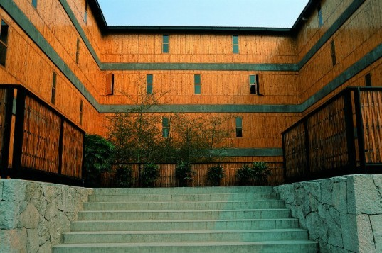 Xiangshan Campus, Wang Shu, china academy of art, traditional construction, chinese architecture, pritzker prize