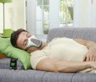 AIRE Mask Uses the Power of Human Breath To Charge Gadgets