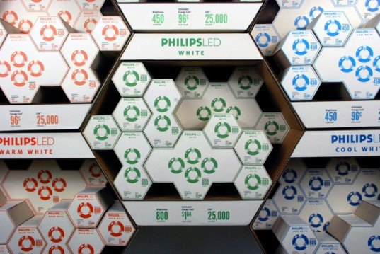 LED Packaging by Bryant Lee, led light bulbs, green lighting, green packaging, philips led bulbs, bryant lee