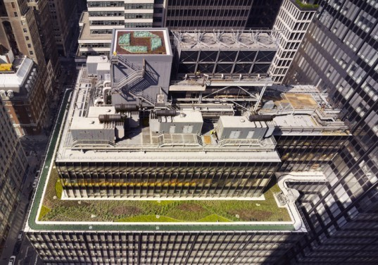 JPMorgan Chase Headquarters Renovation Achieves LEED