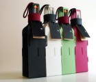 Miniwiz's Biodegradable 'Re-Wine Classic' Wine Totes Snap Together Like Legos