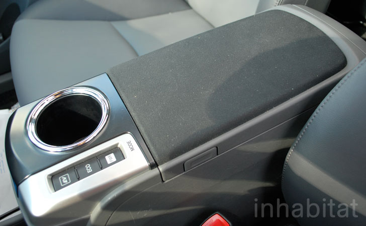 Test Drive Inhabitat Takes The Roomier Toyota Prius V For