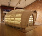 Urban Mushroom Farm Pops Up in Olson Kundig Architects' Seattle Storefront