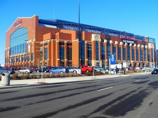 superbowl, superbowl 2012, superbowl xlvi, green superbowl, eco superbowl, sustainable superbowl, wind power, composting, 7 ways the superbowl is going green, superbowl going green, recycling, superbowl recycling, news, sports, football, indianapolis, nfl