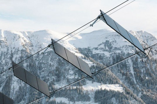 news, solar power, solar powered ski lift, solar powered chair lift, swiss solar power, ski lifts, chair lifts, chairlifts, swiss ski lifts, solar swiss ski lift, solar wings, solar wing power, tenna, tenna switzerland, switzerland, green building, green design, eco design, sustainable design, green ski lift, eco ski lift, sustainable ski lift