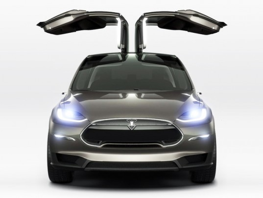 Tesla motors, Model x, Electric car, Performance vehicle, Crossover, Falcon doors ,Sustainable, Green automotive, Elon Musk, SUV, Mini Van