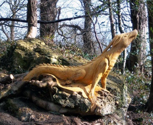 art, outdoor art, green art, eco art, sustainable art, tree carving, chainsaw carving, carving, tree sculptures, tree carving sculptures, chainsaw carving sculptures, tommy craggs, north yorkshire, mystery carver, wood sculpture, wood design, wood art