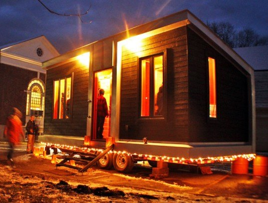 yestermorrow, Yestermorrow Design/Build School, tiny houses, small space living, tiny home, green design, sustainable design, mobile home, green architecture, green building
