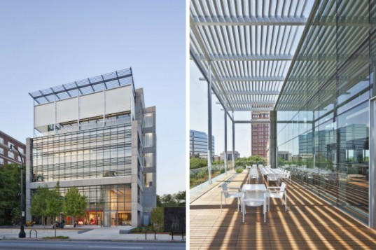 Perkins+Will's Atlanta Office Is Now the Highest Scoring