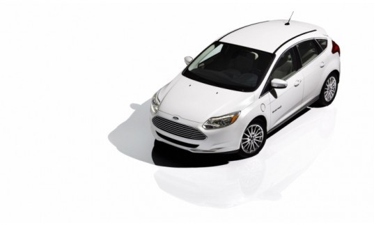 BusinessGreen, electric car, Ford, Ford Electric Car, Ford Focus, Ford Focus Electric, green car, green transportation