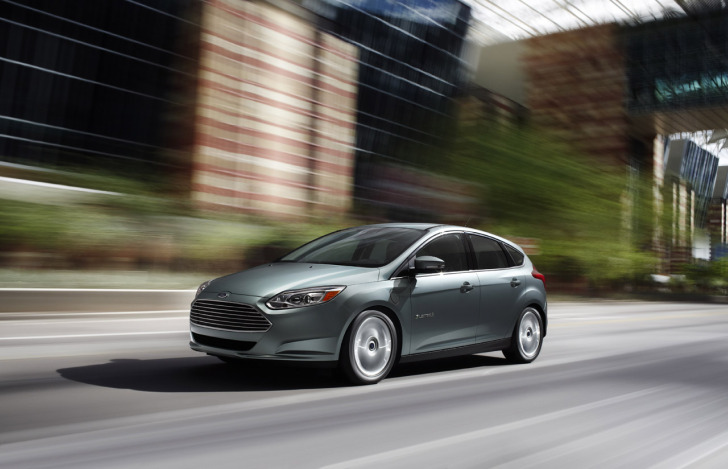 Ford Announces 2017 Focus Electric Will Get Extra 2 500 In Tax Credits California