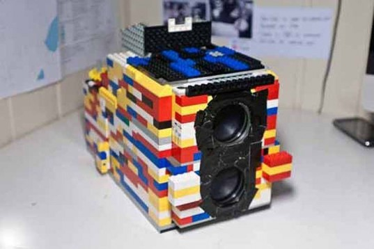 Norwegian photographer, TLR camera, Carl-Fredric Salicath, LEGO camera