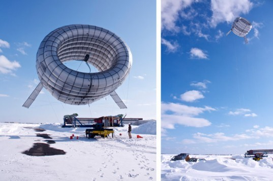 Altaeros Energies, Altaeros Airborne Wind Turbine, MIT, wind power, wind energy, high altitude wind turbine