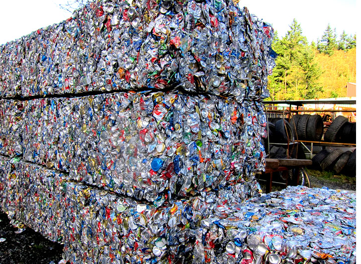 The Aluminum Recycling Industry Could Be In Trouble Unless