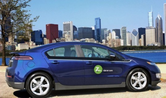chevy, electric vehicles, GM, green transportation, plug-in hybrid, zipcar, hybrid cars, green cars, car sharing program