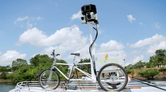 Street View Trike, Google Street View, Street View Camera, Amazon Street View, Amazon Photography, World Forest Day