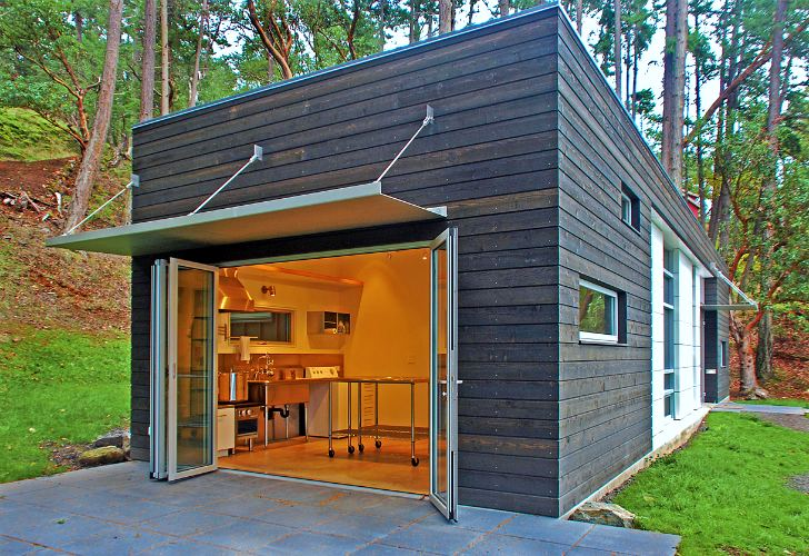 Tiny Home Designs: 6 Brilliant Studios Perfect For The Eco Artist