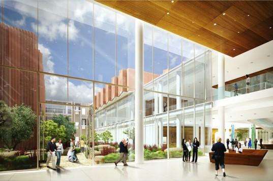 Kaiser Permanente, Perkins+Will, M+NLB, eco hospital, hospital, small hospital big ideas