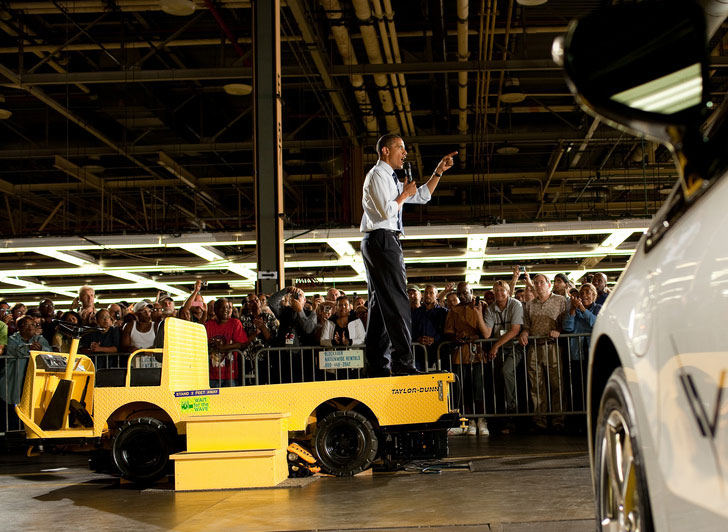 President To Announce 1 Billion Initiative For Clean Advanced Vehicle Model Communities