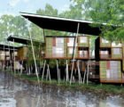 A++ Architects Design Sustainable Modular Lightweight Houses for Malaysia