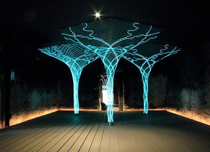 6 Brilliant Solar Powered Art Projects To Brighten Your