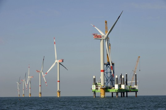 World S Most Powerful Wind Turbine To Be Installed Off