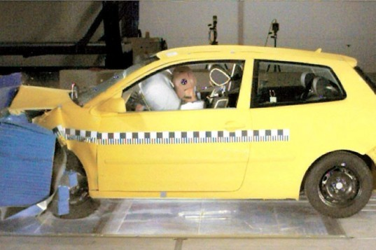Volkswagen, VW, cars, green cars, german engineering, crash test, car safety, piezoelectric foil
