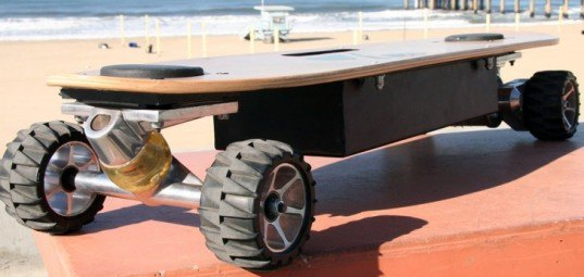 green design, eco design, sustainable design, Zboard, Electric Skateboard, electric vehicle, green transportation