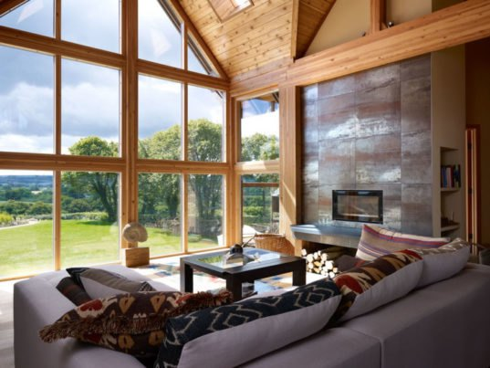 Green guide to prefab building your green prefab home on for Green home guide