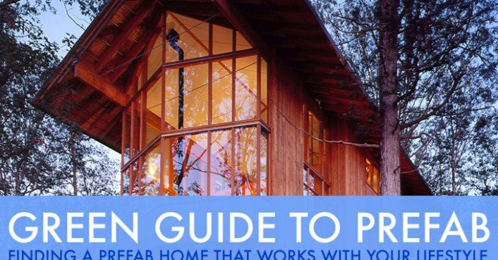 Green guide to prefab planning a prefab home that for Green home guide