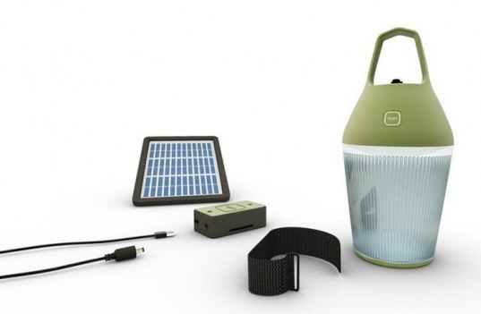 nomad solar lamp, o'sun, o'sun solar lamps, solar lamps, lighting solutions for developing countries, lamps for developing countries, lighting for 3rd world, energy efficient lamps, alain gilles, beligium is design