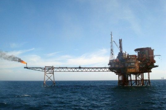 Oil Rig, Gas Drilling, Total UK, Royal Dutch Shell, Platform Evacuation, North Sea, Elgin PUQ, Montrose Alpha