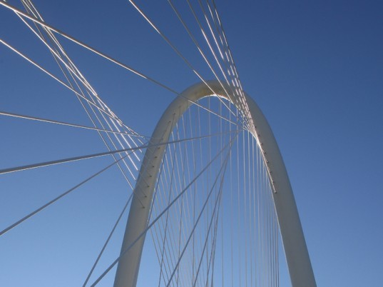 architecture, news, bridges, green news, green architecture, green bridges, green design, eco design sustainable design, eco bridges, sustainable bridges, santiago calatrava, margaret hunt hill bridge, dallas, dallas bridge, dallas news, dallas architecture,