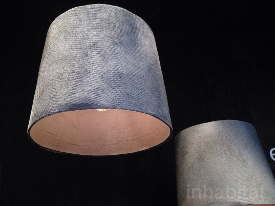 Kami Lights, Ett la benn, green lighting, celulose lamps, eco lamps, biodegradable lamps