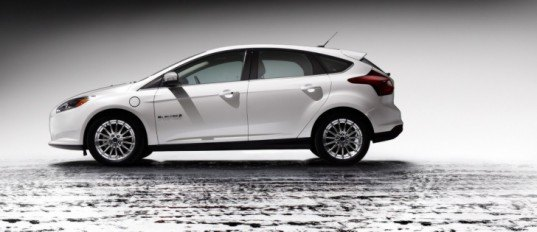 Ford, Ford Focus Electric, electric car, green transportation, NASCAR, green car, Ford Focus electric pace car, EPA