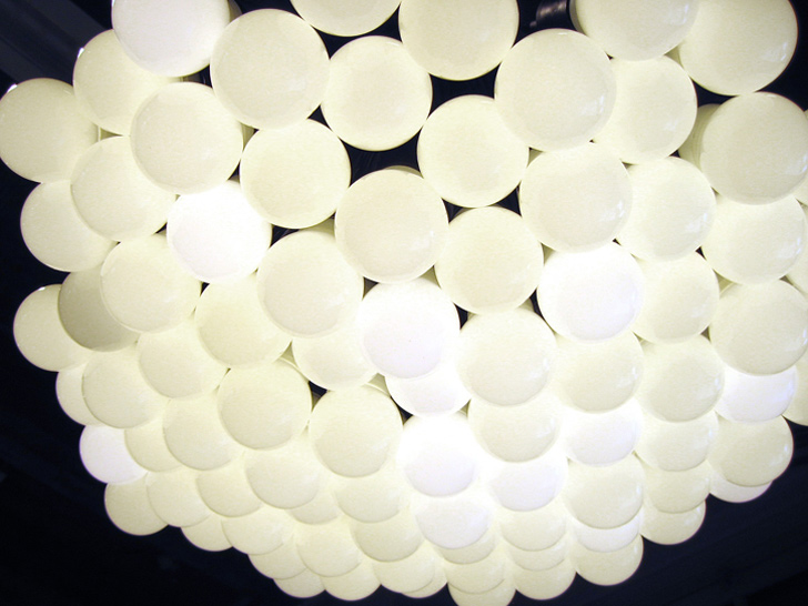 85 lamps chandelier by droog gets eco friendly led update 85 lamps chandelier by droog gets eco friendly led update inhabitat green design innovation architecture green building aloadofball Image collections