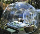 Attrap'Rêves Bubble Hotel is Made of Bubbletree's Transparent Pop-Up Tents