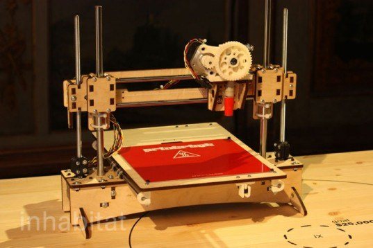 Brook Drumm Printrbot, Brook Drumm, Printrbot, 3d printer