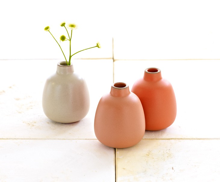 Heath Ceramics Bud Vase Set Inhabitat Green Design Innovation