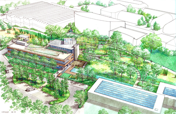 Phipps Conservatory Center For Sustainable Landscapes
