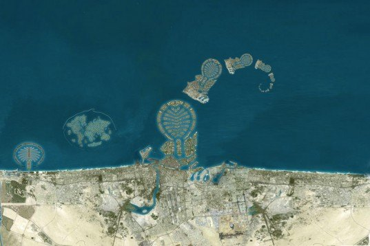 Dubaisland, dubai, uae, united arab emirates, april fools, dubai island, burj khalifa, sinking islands, artificial island, man-made island, architecture, global warming