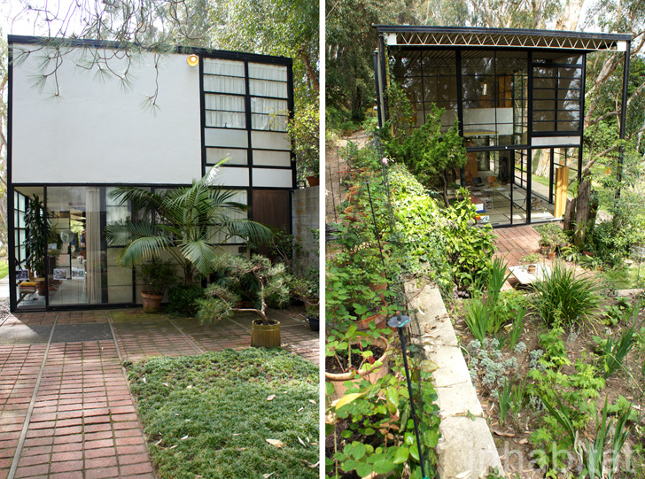 Case Study House No     The Eames House   Architecture   Interior     Wikimedia Commons Case Study House No    Eames House