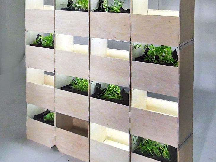 Herb2 From Fabrikaat Is An Innovative Indoor Vertical