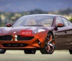 Fisker Atlantic Plug-in Hybrid Photos Leaked Ahead of New York Auto Show Debut