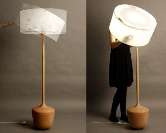 Milan Design Week, Play in Progress, Inside Out, Lin Yunung, play, playful, lamp