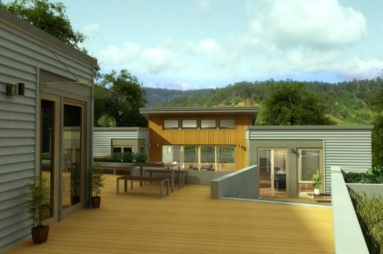 Sunset Breezehouse, Blu Homes, sunset idea house, prefab house, prefab, breezehouse